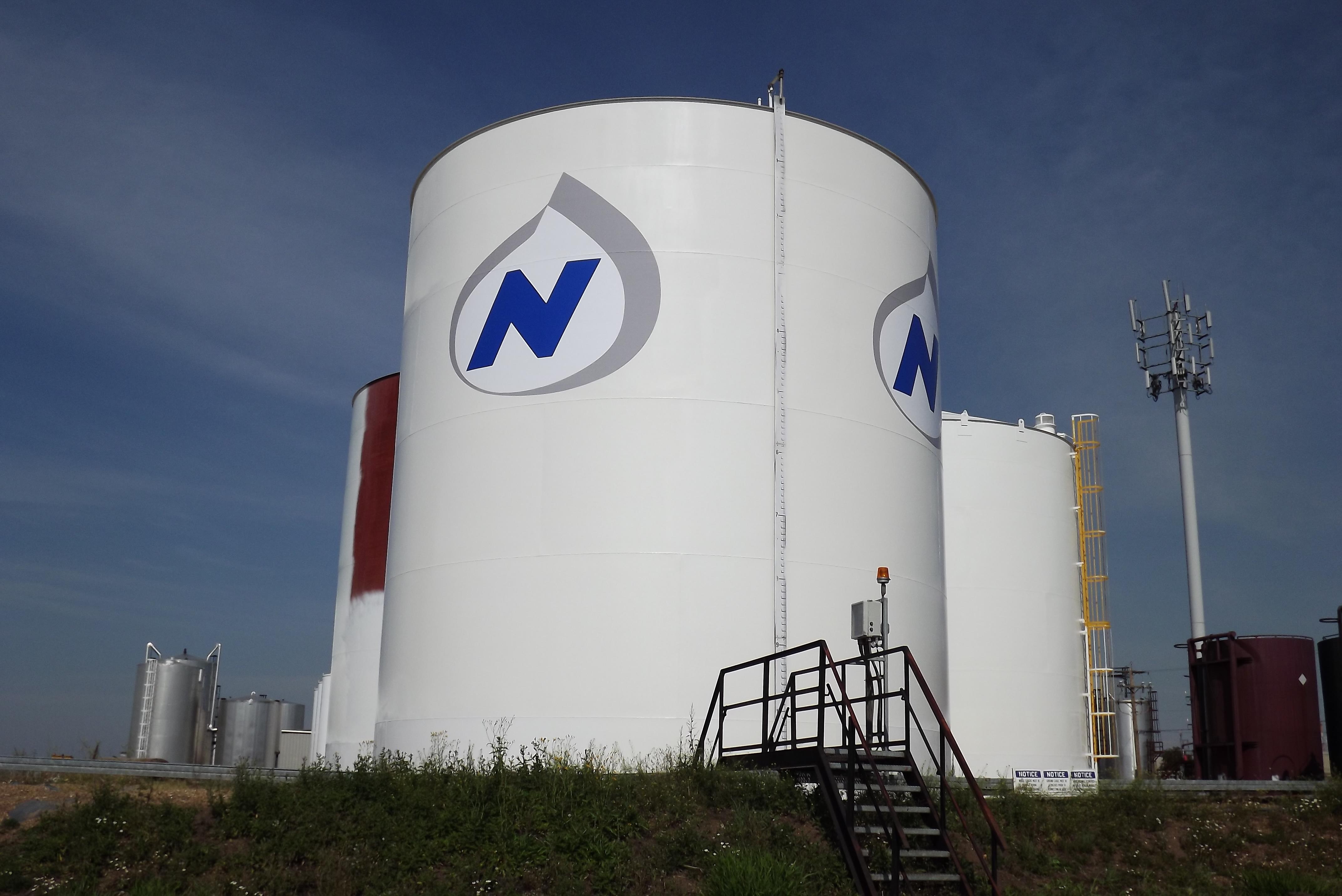 Newalta Tank Logos