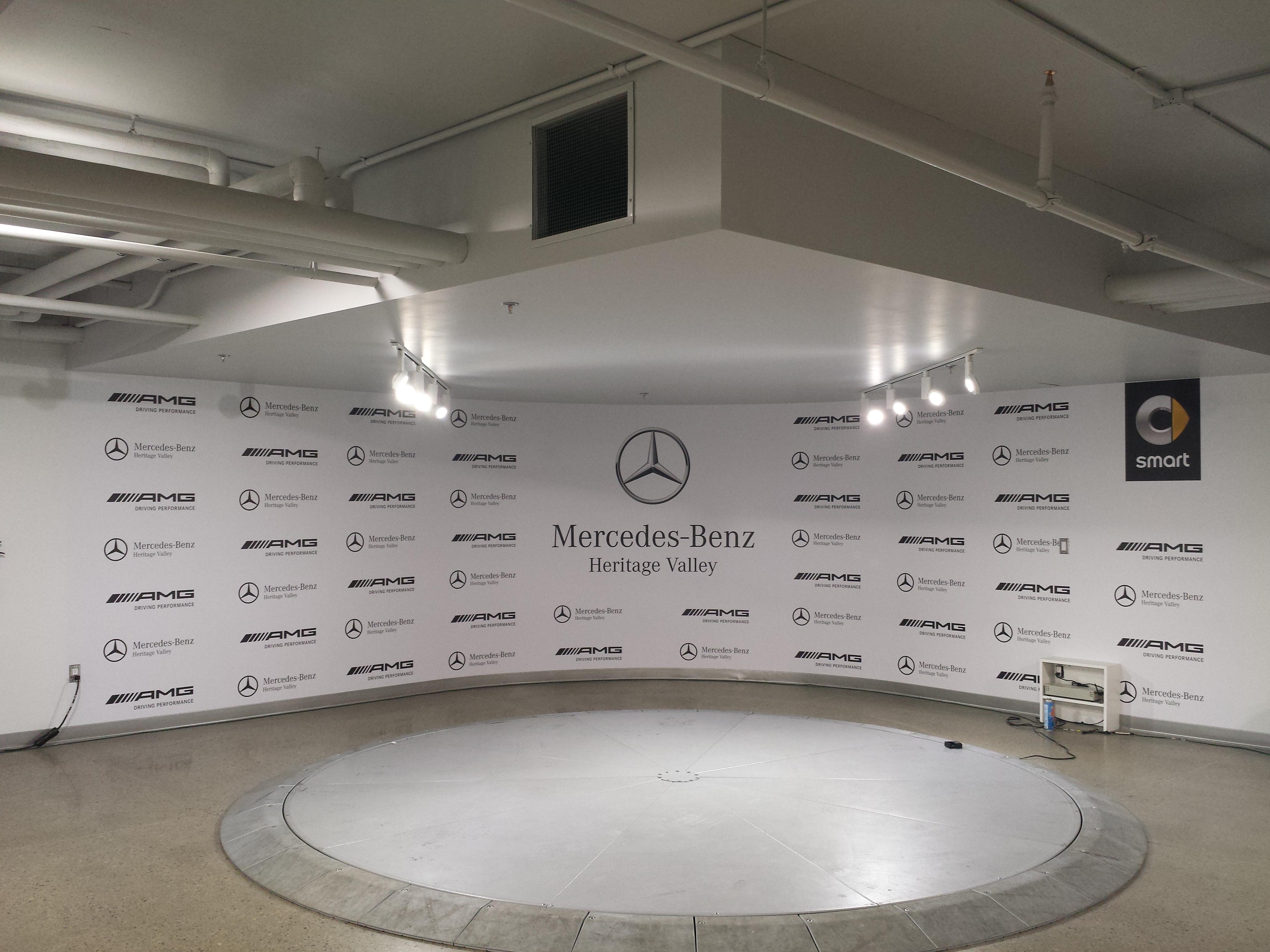 Heritage Mercedes-Benz