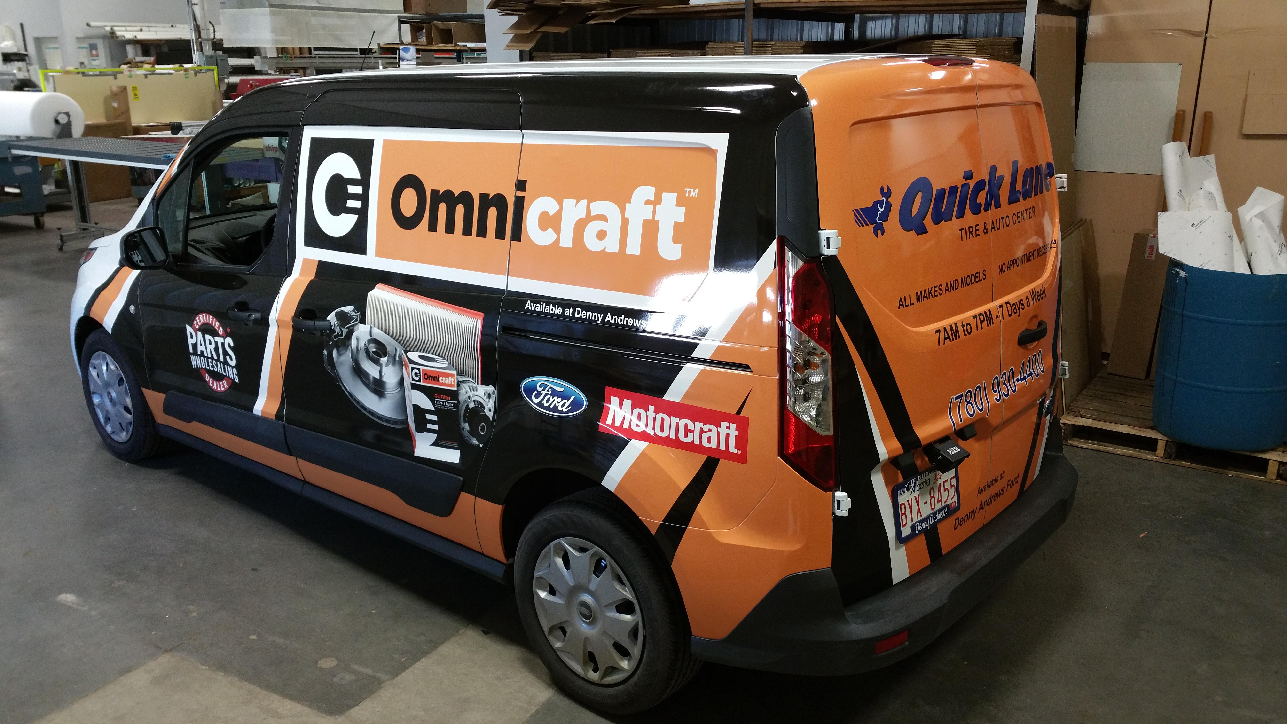 Denny Andrews Omnicraft Transit