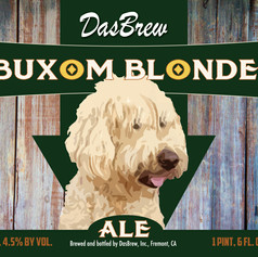 Buxom Blonde