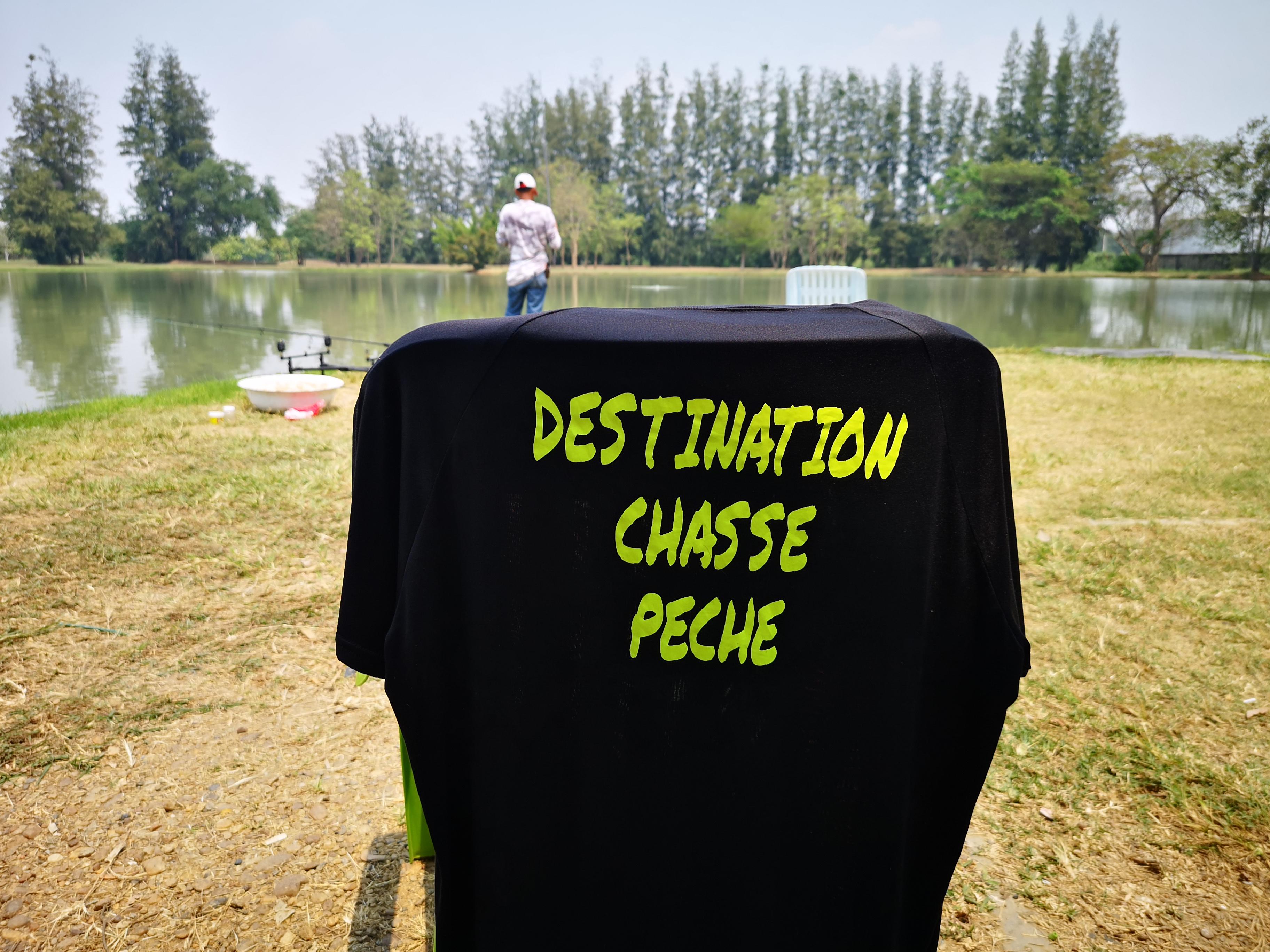 Destination chasse pêche en Thaïlande
