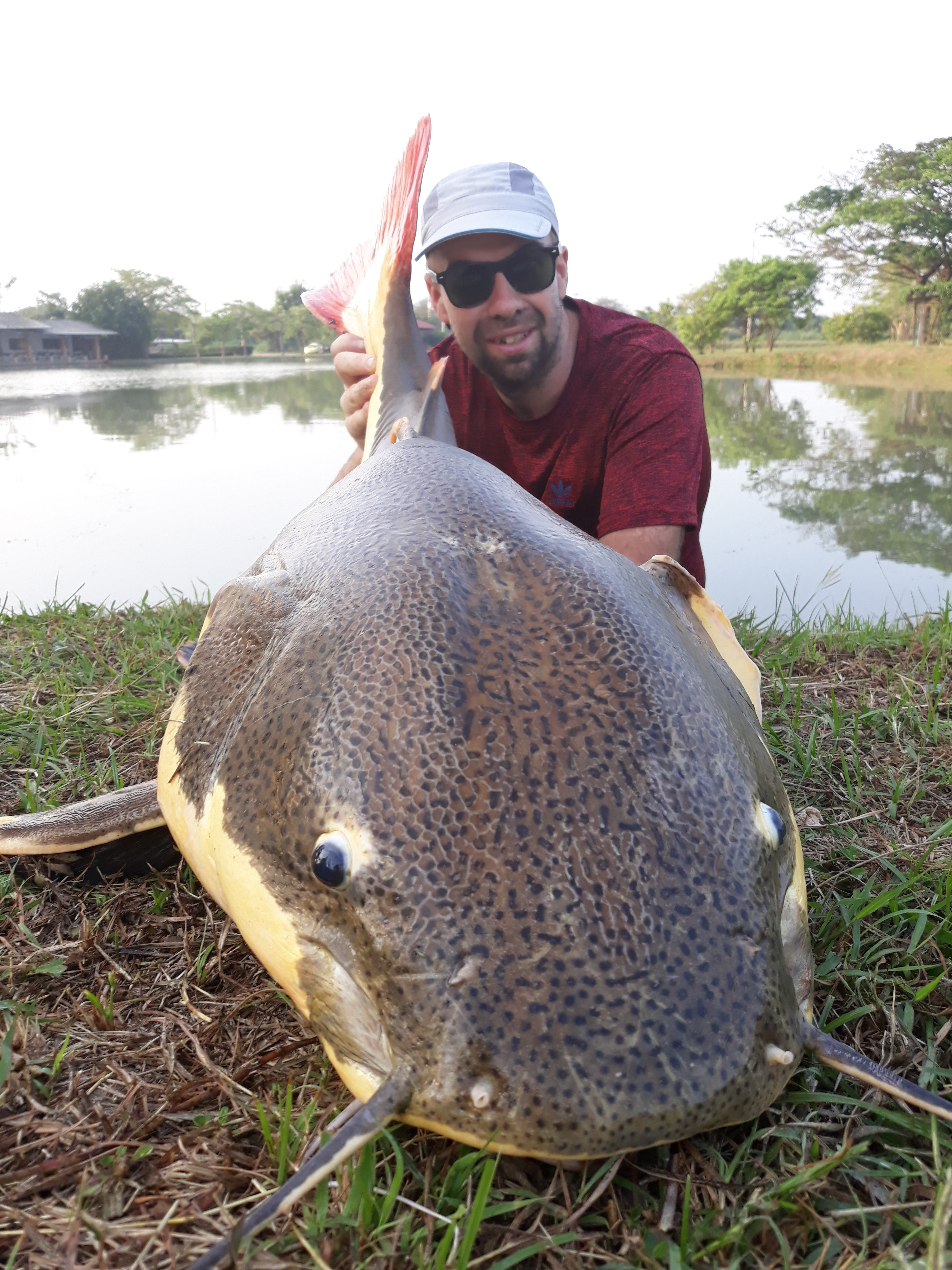Pêche en Thaïlande