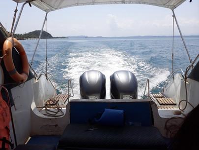 sea fishing thailand
