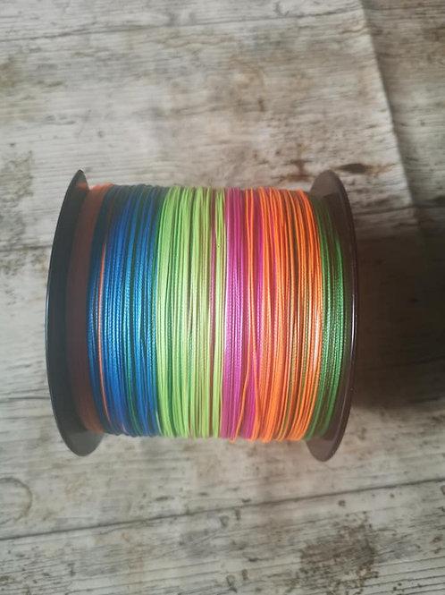Tresse Multicolore  300 m