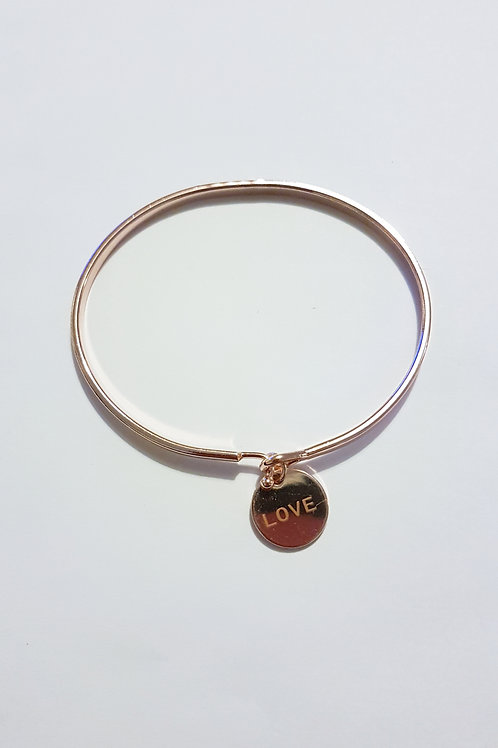 B19043 Copper Love Bracelet