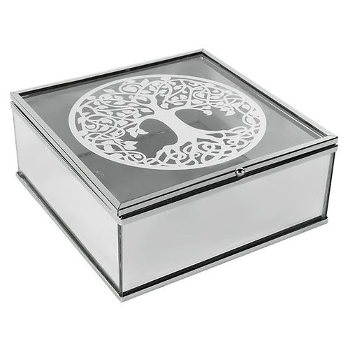 Tree of Life Jewellery Box