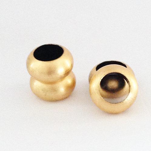 Gold Napkin Rings (Set of 4)
