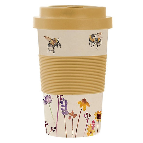 Busy Bee Bamboo Travel Cup