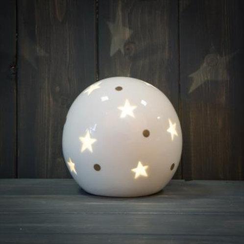 LED Star Globe