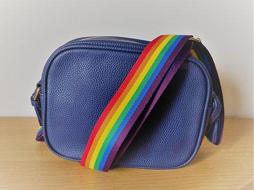 Single Zip Camera Bag - Navy