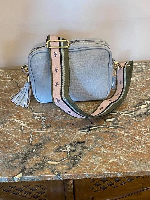 Camera Bag Strap - Pink Star