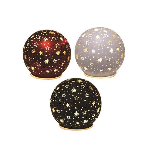 LED Star Balls (small)