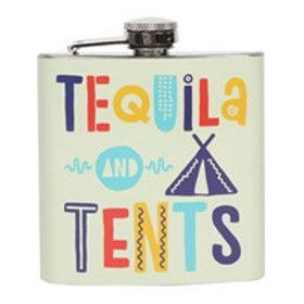 Tequila Hip Flask