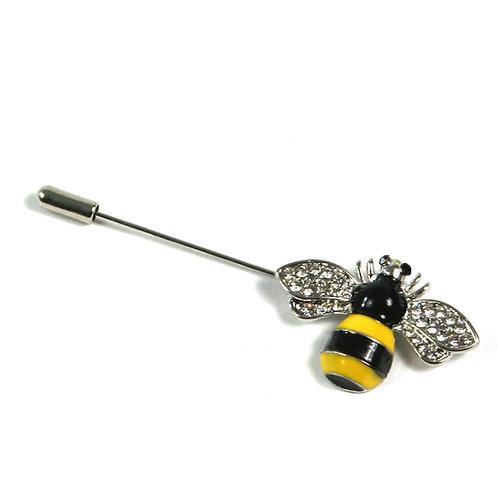 Bee Scarf Pin