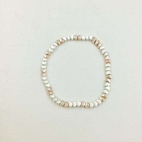 B20012 Tiny Hearts Bracelet