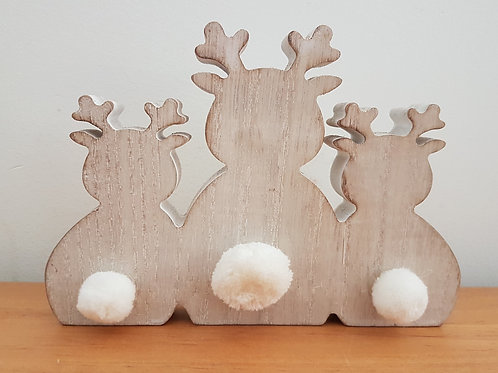 Reindeer Tails
