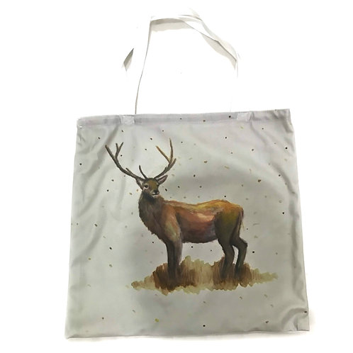 Stag Shopping Bag