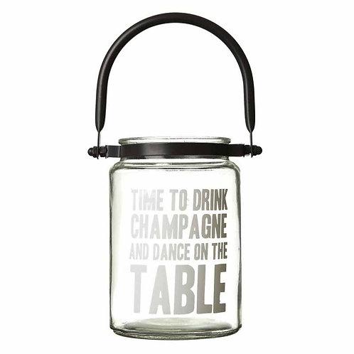 Champagne Lantern