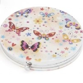 Butterfly Mirror Compact