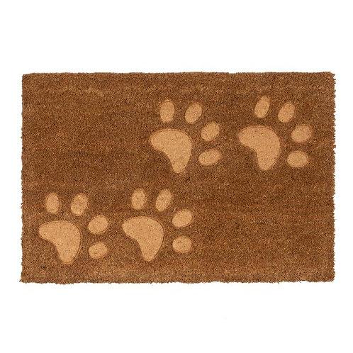 Paw Print Doormat