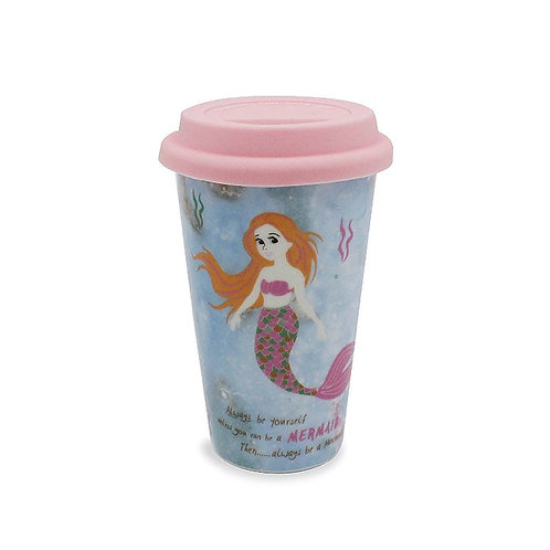 Mermaid Travel Cup