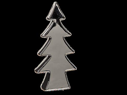 Ceramic Silver Tree