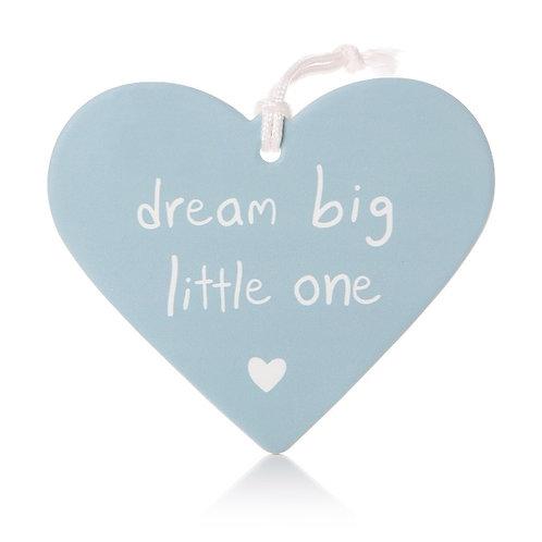 Dream Big Little One - Blue