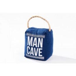 Man Cave Doorstop