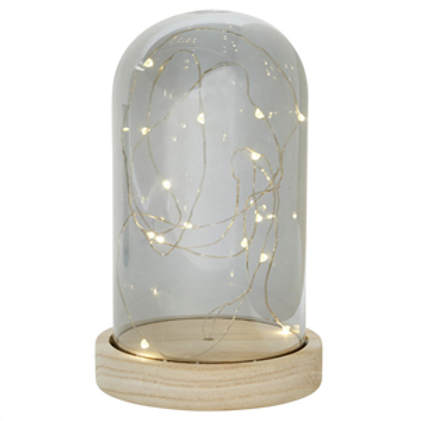 LED Glass Dome