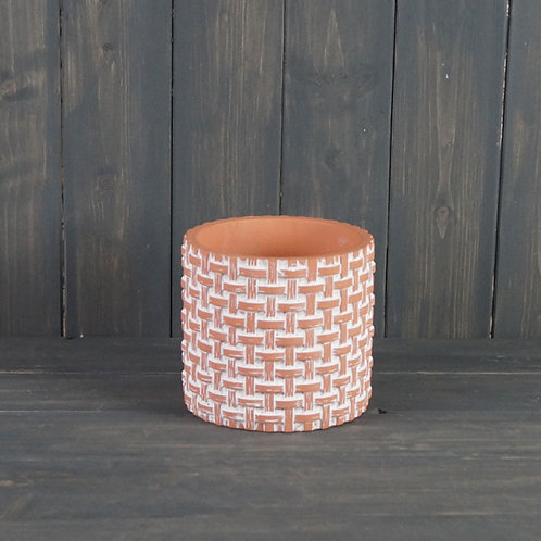 copy of Teracotta Weave Pot (Large)