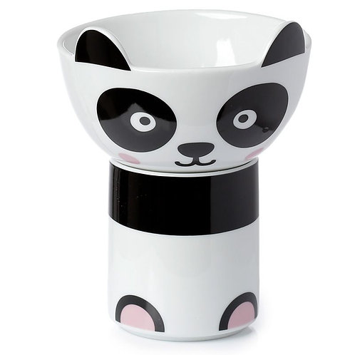 Panda Mug and Bowl Set