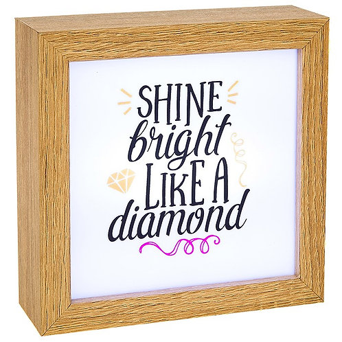 LED Box Shine Bright