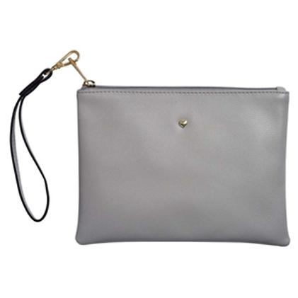 Heart Clutch Bag