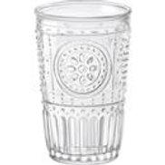 Italian Glass Tumblers (Set of 4)