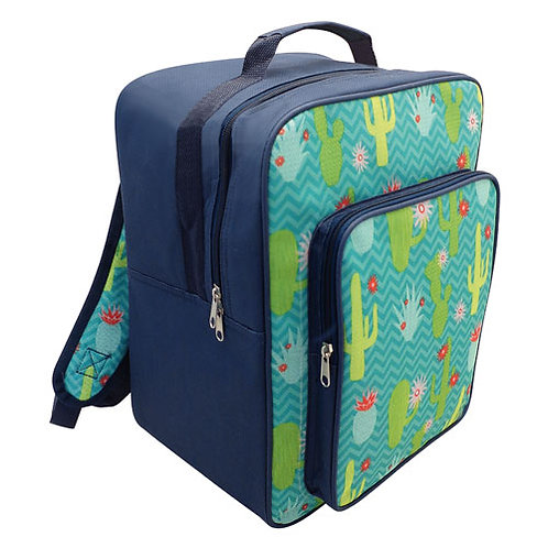 Cactus Picnic Backpack