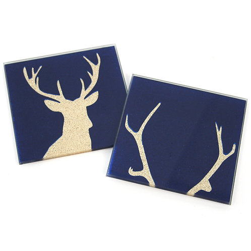Stag Antler Coasters