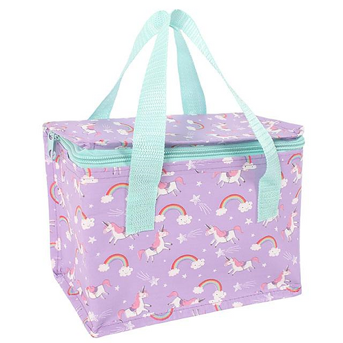 Insulated Unicorn Lunch Bag