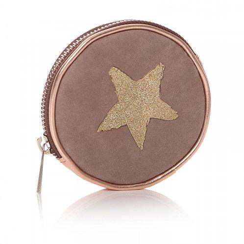 Gold Star Purse