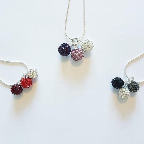 Sparkle Charm Necklace