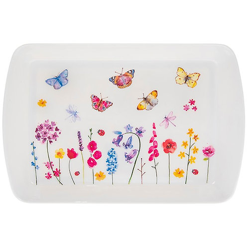 Butterfly Snack Tray