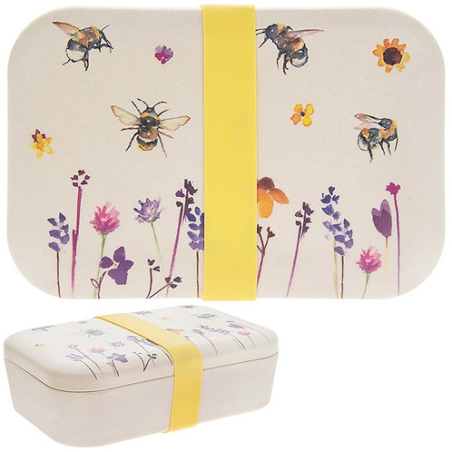 Bamboo Busy Bees Lunch Box