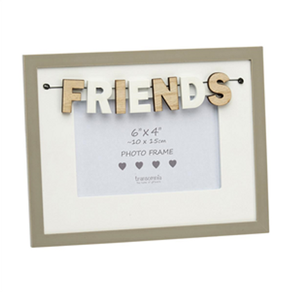 Friends Garland Frame