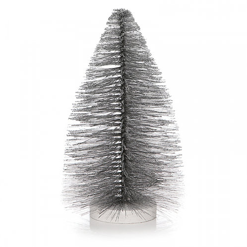 Sparkly Silver Tree