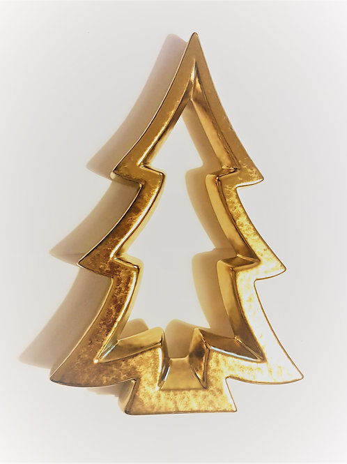 Gold Metallic Tree