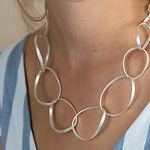 N20017 Silver Hoop Necklace 2.jpg