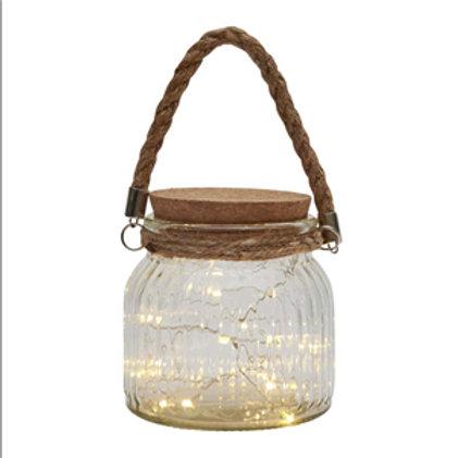 Fairylight Jar