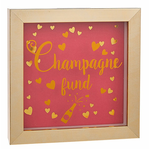 Champagne Fund Box