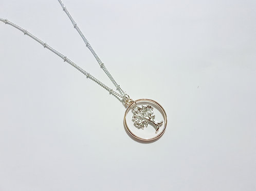DN19018 Tree of Life Necklace