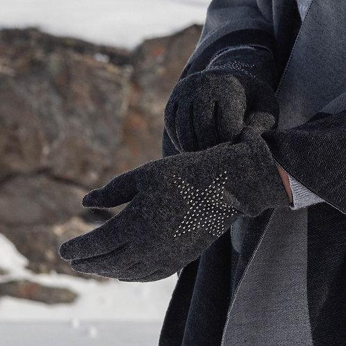 Grey Star Gloves