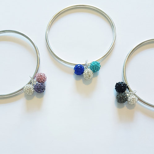 Sparkle Charm Bracelet